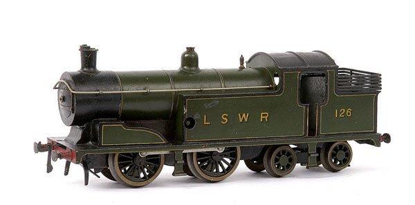 4622: Leeds of similar 0-4-4 Tank Loco No.126
