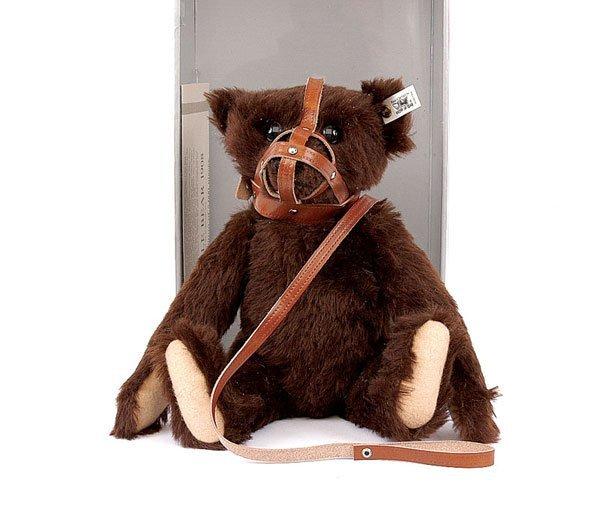 2: Steiff Muzzle Bear 1908 teddy bear replica