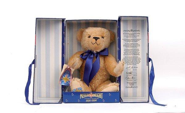 6: Merrythought 1930-90 Diamond Jubilee teddy bear