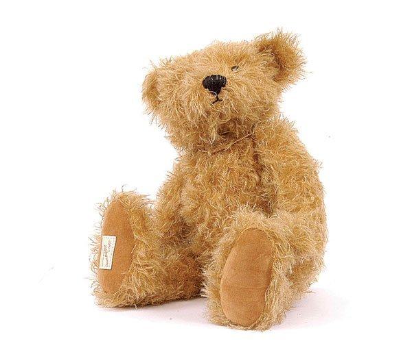 7: Dean's Rag Book Centenary Crystal teddy bear