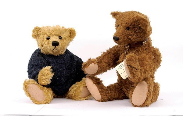 14: Whittle-le-woods Gustav teddy bear