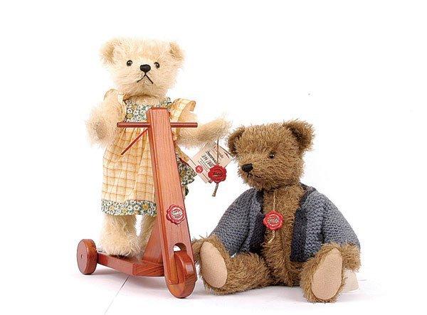 16: Hermann Summer wind original teddy bear