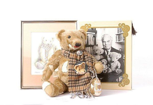 272: House of Nisbet Delicatessen Aloysius teddy bear