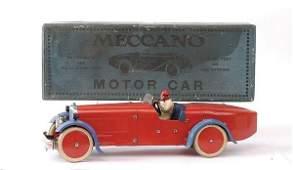 523 Meccano Constructor Car No2