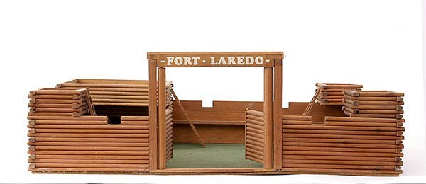 1001: Hanse - Denmark - Wooden Fort Laredo