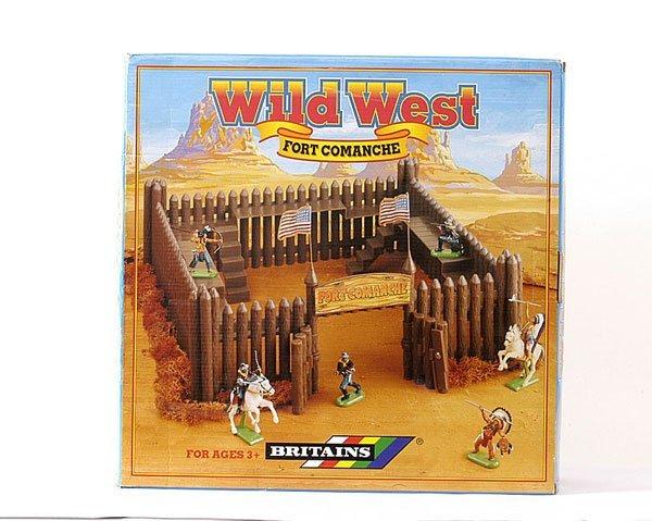 1006: Britains - Modern Issues - Wild West Series