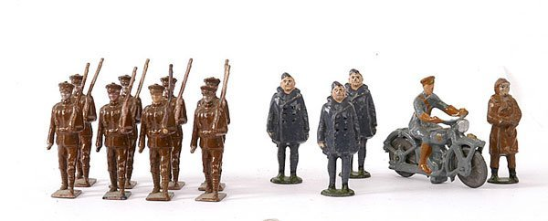 1010: Britains, John Hill & Others-RAF, Medical etc.