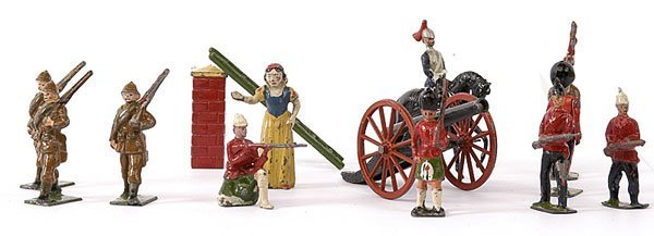 1022: Britains ETC-various military types