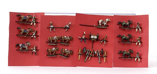 1024: Minifigs or Similar 15mm Napoleonic Wargame figs