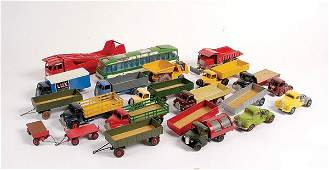 1311: Dinky Toys - A Group of Unboxed Commercials