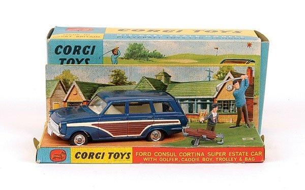 2007: Corgi No.440 Ford Consul Cortina Super Estate