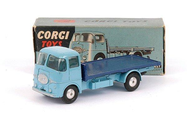 2010: Corgi No.457 ERF Platform Lorry