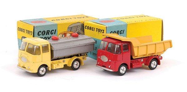 2018: Corgi No.458 ERF Tipping Truck