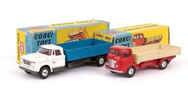 2019: Corgi No.452 Commer Dropside Lorry
