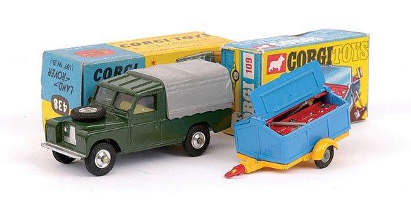 2021: Corgi No.438 Land Rover