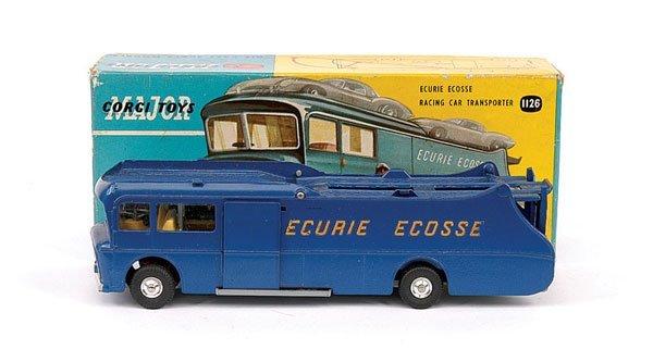 2023: Corgi No.1126 Ecurie Ecosse Car Transporter