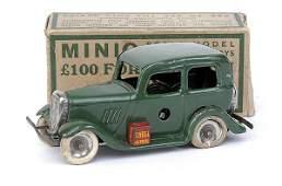 502: Minic - 1M Ford Saloon - medium green
