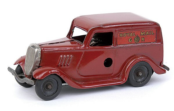 509: Minic - 3M Ford Royal Mail Van - later issue