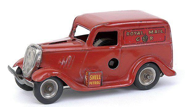 Minic - 3M Ford Royal Mail Van