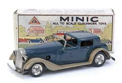 Minic - 18M - Vauxhall Town Coupe - later issue