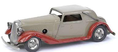 Minic - 19M - Vauxhall Cabriolet - later issue