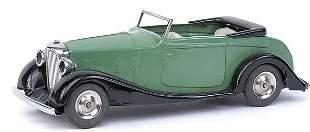 Minic - 37M - Bentley Tourer - green+black wings