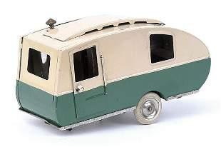 Minic - 41ME - Caravan - electric version - cream