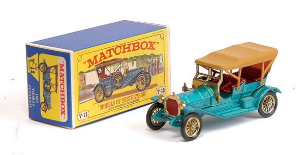 3009: Matchbox MOY No.12 Thomas Flyabout