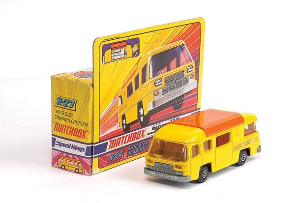3013: Matchbox No.K27 Camping Cruiser