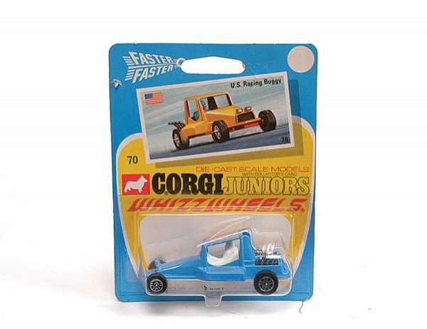 3022: Corgi Juniors No.70 US Racing Buggy