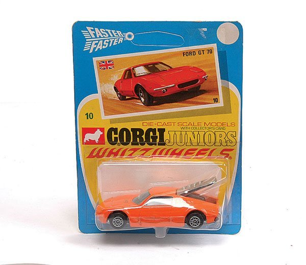 3023: Corgi Juniors No.10 Ford GT70