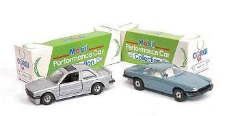 3378: Corgi Jaguar XJS & BMW 325i