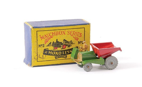 11: Matchbox No.2a Site Dumper