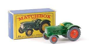571: Matchbox No.50b John Deere Tractor