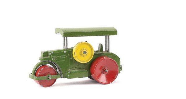 812: Matchbox Early Lesney Toys Road Roller