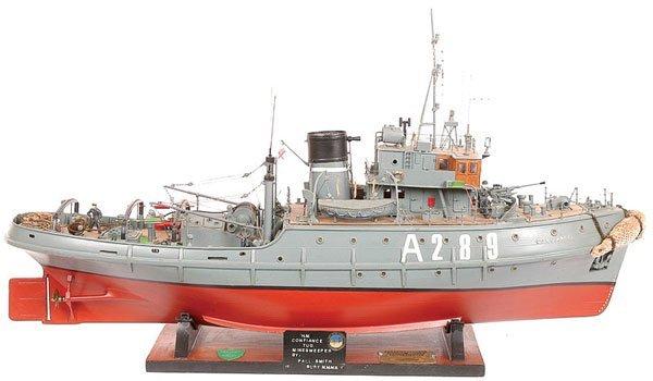 "4007: Naval Tug Minesweeper ""HMS Confiance"""