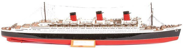 "4014: Cunard White Star Liner ""Queen Mary"""