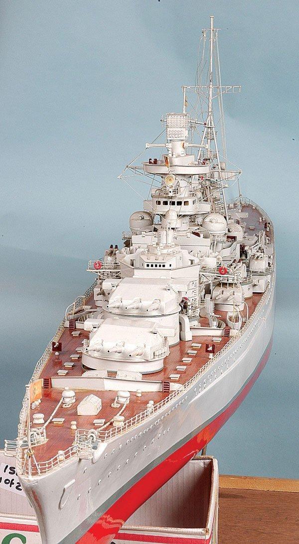 "4017: Kriegs Marine Battleship ""Scharnhorst"""