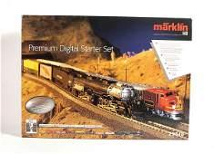 4561: Marklin Digital HO No.29848 Digital Starter Set