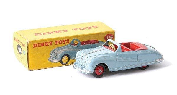 2002: Dinky No.106 Austin Atlantic Convertible