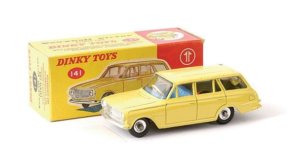 2010: Dinky No.141 Vauxhall Victor Estate Car