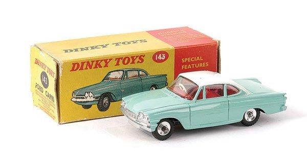 2012: Dinky No.143 Ford Capri