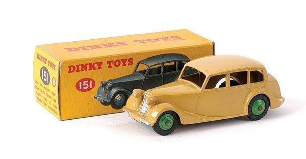 2013: Dinky No.151 Triumph 1800 Saloon