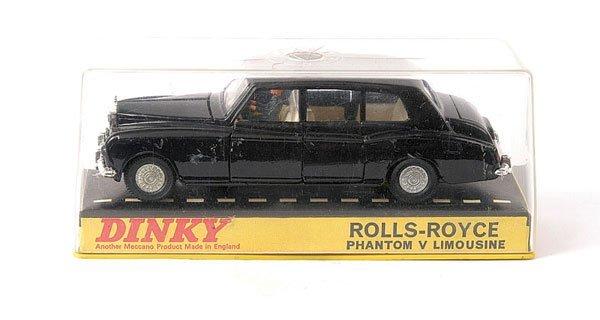 2015: Dinky No.152 Rolls Royce Phantom V Limousine