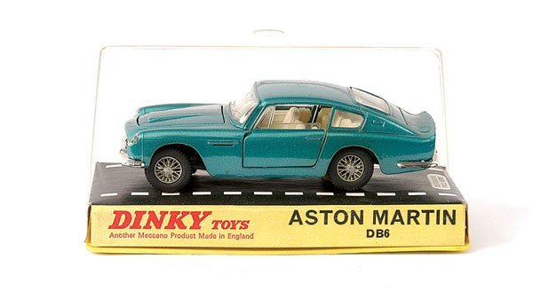 2016: Dinky No.153 Aston Martin DB6
