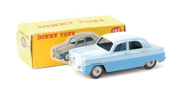 2020: Dinky No.162 Ford Zephyr Saloon