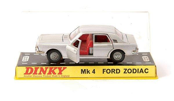 2022: Dinky No.164 Ford Zodiac Mk.IV