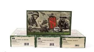 2131: Britains - 4 x World War 2 Squads Series