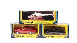 2622: Corgi No.319 Jaguar XJS & Others