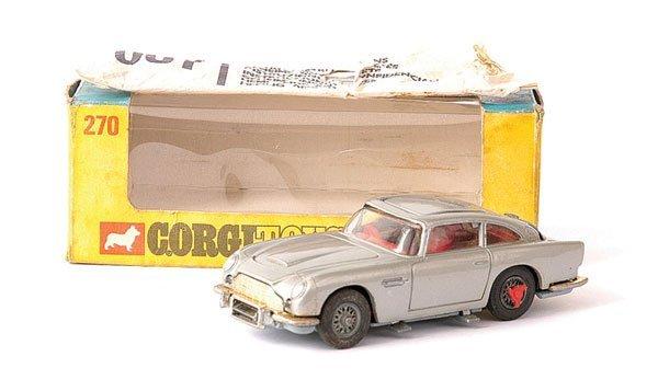 "3010: Corgi No.270 ""James Bond"" Aston Martin DB5"